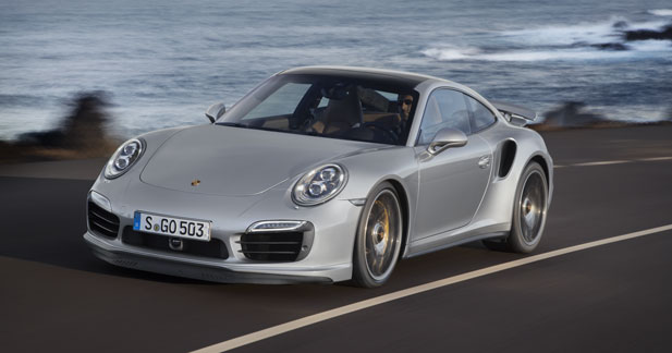 Porsche présentera à Francfort les 911 Turbo et Turbo S