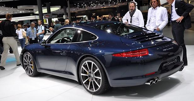Porsche 911 type 991 : Cent fois sur le métier…