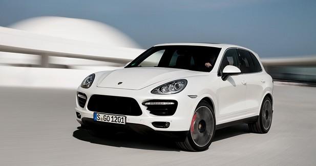 Porsche : nouveau record des ventes en 2012