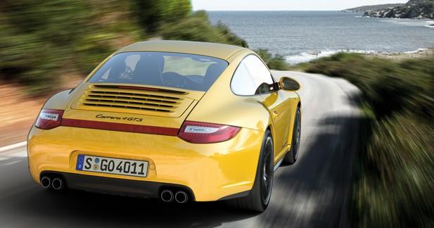 Porsche Carrera 4 GTSCoupé et Cabriolet : Il ne manquait plus qu'elles