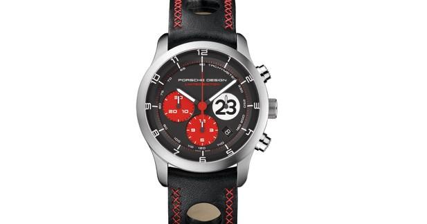 Porsche Design : un chronographe en hommage à la Porsche 917 K