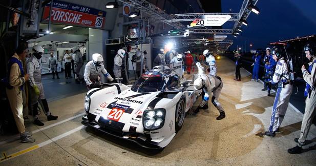 Le Mans : Porsche remporte la première manche qualificative