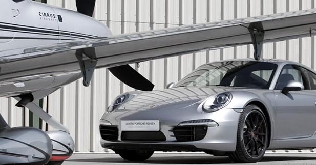 Porsche et Cirrus : Chassé-croisé