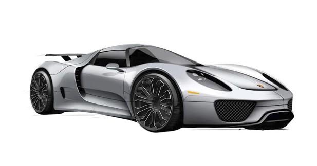 Porsche fait de l'hybride plug in une technologie d'exception