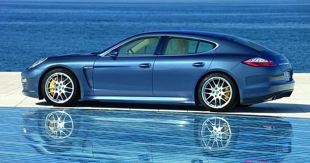 Porsche branché par l'hybride