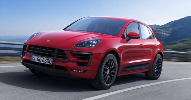 Porsche Macan GTS: boule de nerfs surélevée