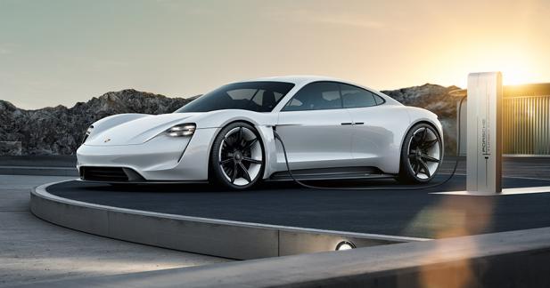 Porsche confirme la production de la Mission E