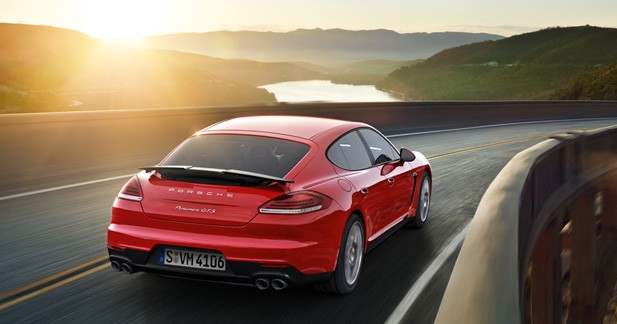 Porsche Panamera restylée : plus puissante et pourtant plus sobre
