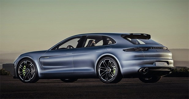 Porsche Pajun : il pourrait développer 420 ch et disposer de 420 km d'autonomie électrique