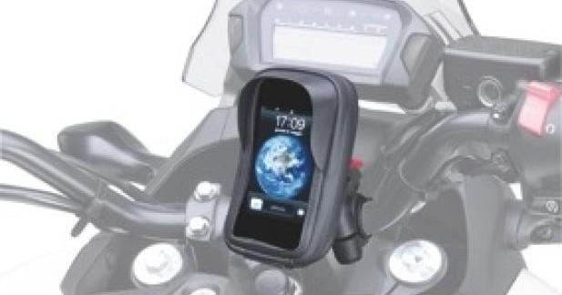 Porte GPS et Smartphone Kappa pour un affichage tous temps