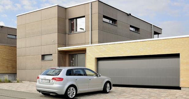 comment bien choisir sa porte de garage. Black Bedroom Furniture Sets. Home Design Ideas