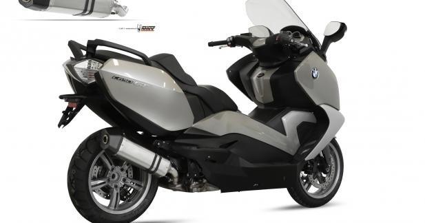 Pot Mivv pour BMW C 600 S et C 650 GT