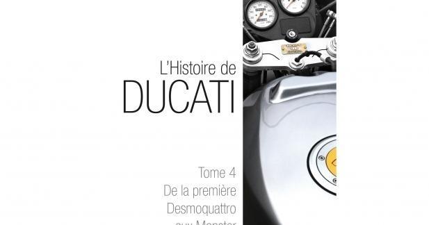 Pour amoureux des Ducati : l'Histoire de Ducati – Tome 4