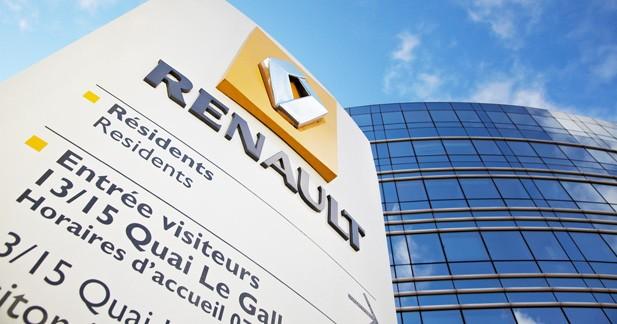 Le groupe Renault progresse grâce au low cost