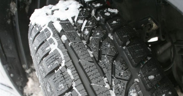 L'intérêt des pneus hiver