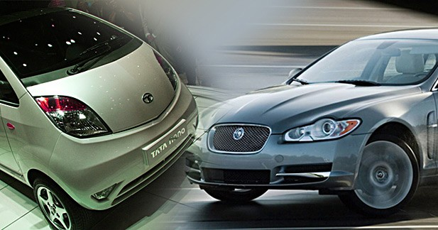 Pourquoi Tata a-t-il acheté Jaguar et Land Rover ?