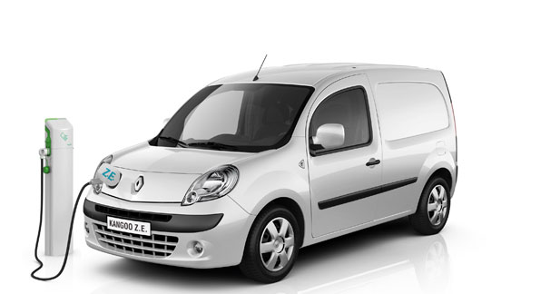 Renault Kangoo ZE : 5000 unités vendues en un an