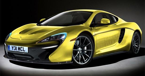 La prochaine petite McLaren ressemblera-t-elle à ça ?