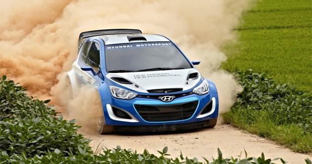 WRC 2014 : Thierry Neuville signe chez Hyundai