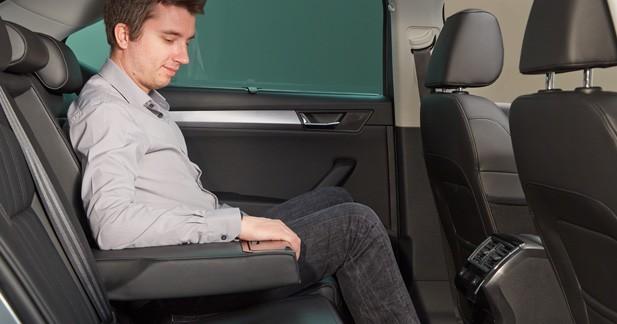 Confort de limousine