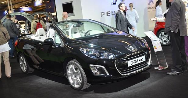 Sport et glamour chez Peugeot