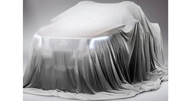 Le prochain Nissan Navara sera dévoilé le 11 juin