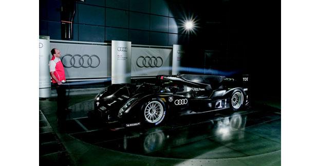Première sortie des Audi R18 TDI ce week end