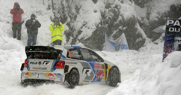 WRC - Monte Carlo : Ogier et Bouffier brillent, Hyundai patauge