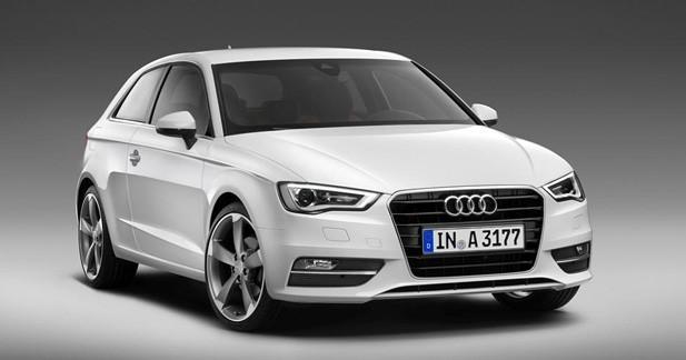 Premières images de l'Audi A3 : avant l'heure, c'est déjà l'heure