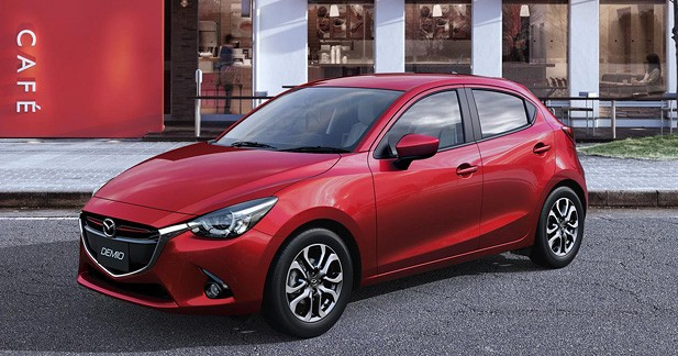 Premières images de la prochaine Mazda2 : Kodo Design pour la citadine Mazda