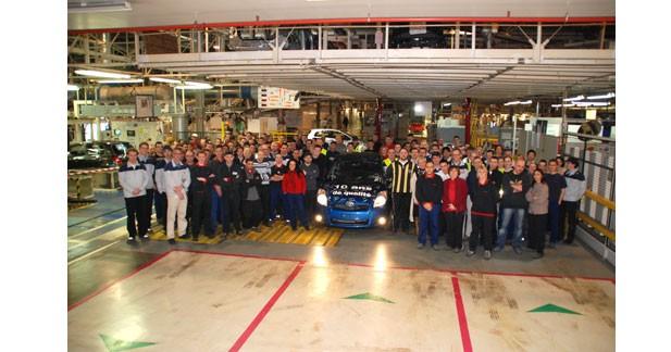 L'usine Toyota de Valenciennes fête ses 10 ans