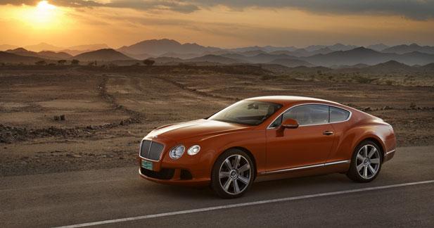 Bentley explose les ventes en Chine