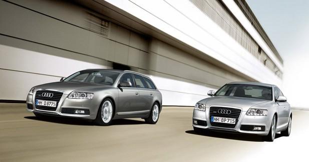 Audi : croissance de 19,4 % au premier semestre