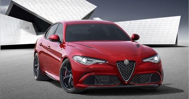 Alfa Romeo Giulia: jusqu'à 510 ch grâce à Ferrari