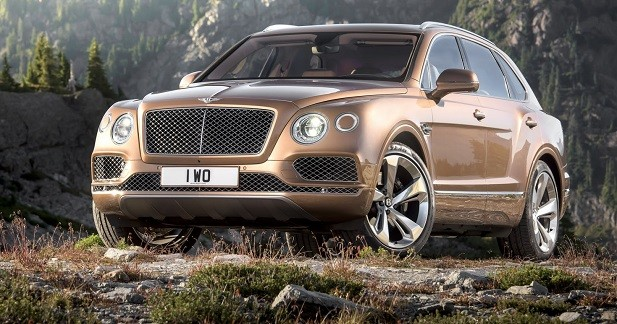 Bentley Bentayga: il sera aussi diesel et hybride
