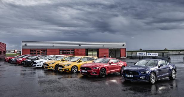 La gamme Ford est bien plus sportive que vous ne l'imaginez!