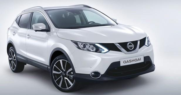 Le Nissan Qashqai 2 débute à 21 490 euros