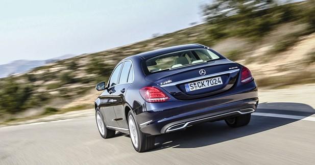 Mercedes rappelle 10 500 Classe C pour une direction qui grince