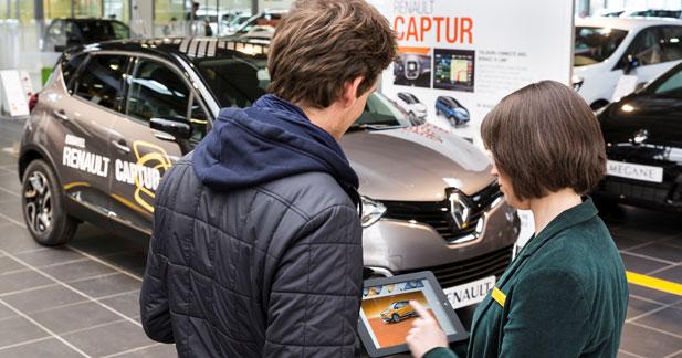 Renault revoit l'accueil des clients dans son réseau