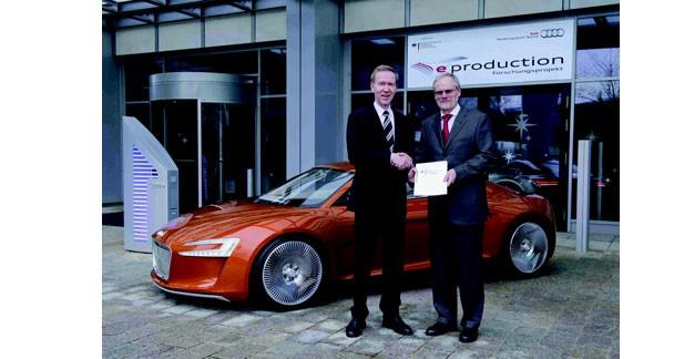 Audi veut produire ses propres batteries