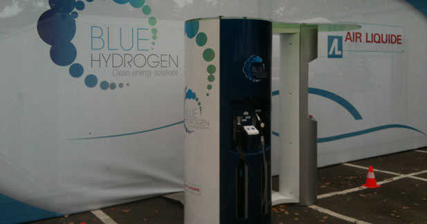 Air Liquide va installer trois stations à hydrogène en Europe