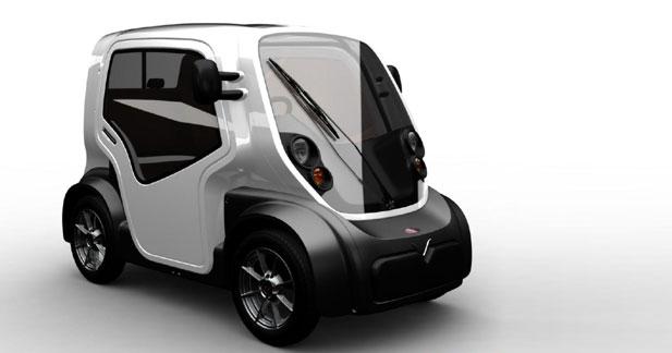 AKKA Technologies Astute car