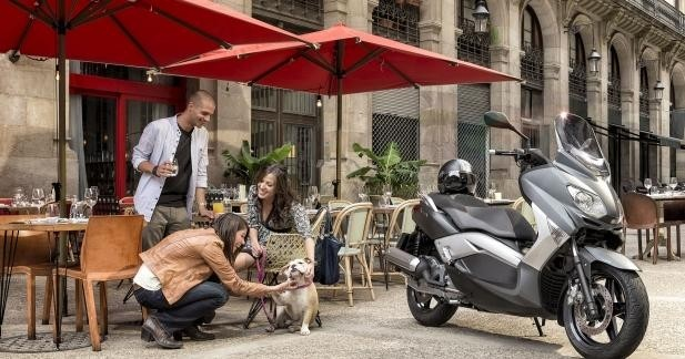 Promo Yamaha scooter et offre reprise Xmax 125
