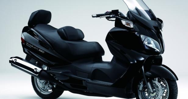 Promos sur les scooters Suzuki pour l'été
