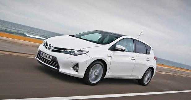4000 euros d'économie sur la Toyota Auris Hybride