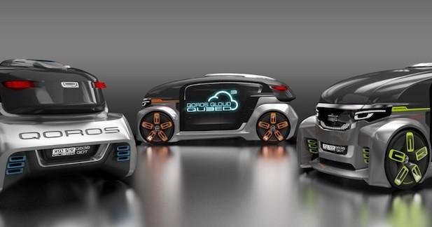 La voiture de 2029
