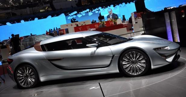 Quant e-Sportlimousine : la berline supersonique (vidéo)