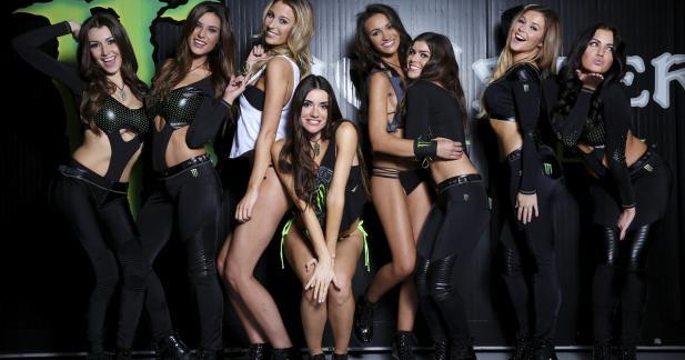 Qui sont les Monster Girls 2015?