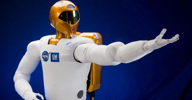 Le robot de General Motors et de la NASA part pour l'espace