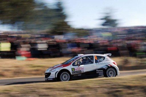 Rallye Monte-Carlo: Bouffier et Delecour tirent les marrons du feu